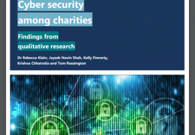 Cyber Security Among Charities – August 2017