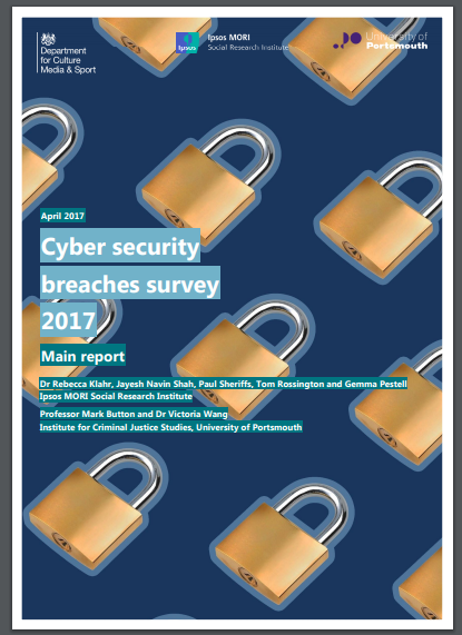 cyber security breaches survey 2017 main report public logic to create. Black Bedroom Furniture Sets. Home Design Ideas