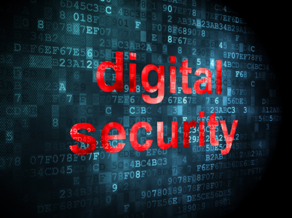 3 STEPS TO DIGITAL SECURITY FOR YOUR BUSINESS